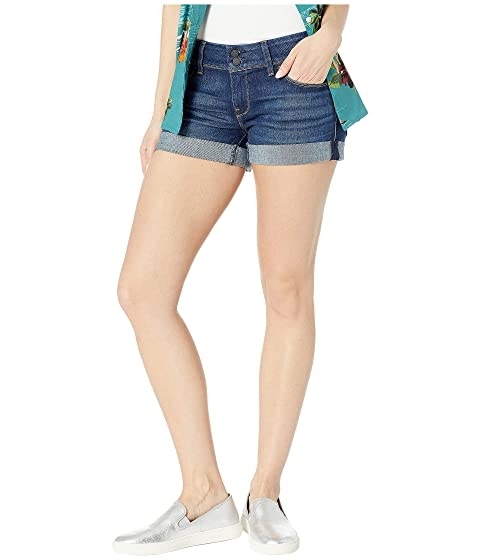 f9ceacfacf Hudson Jeans Croxley Midthigh Shorts in Nightfall at Zappos.com