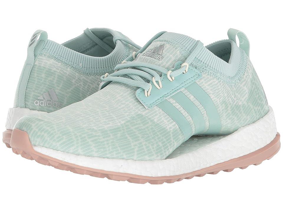 adidas Golf Pure Boost XG (Ash Green/White Tint/Ash Pearl) Women