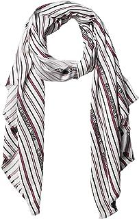 Karl Lagerfeld Paris Women's Casual Multi Striped Scarf