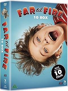 NORDISK FILM Far Til Fire - 10 DVD-boxen