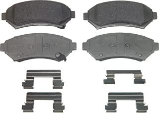 Wagner ThermoQuiet MX699 Semi-Metallic Disc Brake Pad Set