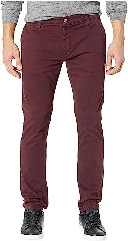 522c6348eba54 Mavi jeans zach regular rise straight leg in tan twill tan twill ...