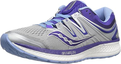 Saucony Wohommes Hurricane ISO 4 Running chaussures, gris violet, 9.5 Medium US