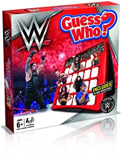 Winning Moves WWE Guess Who? Board Game