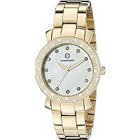 Cabochon Carmel Crystal Ladies Watch