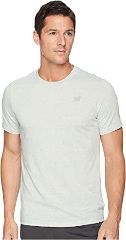 Heather Tech Short Sleeve