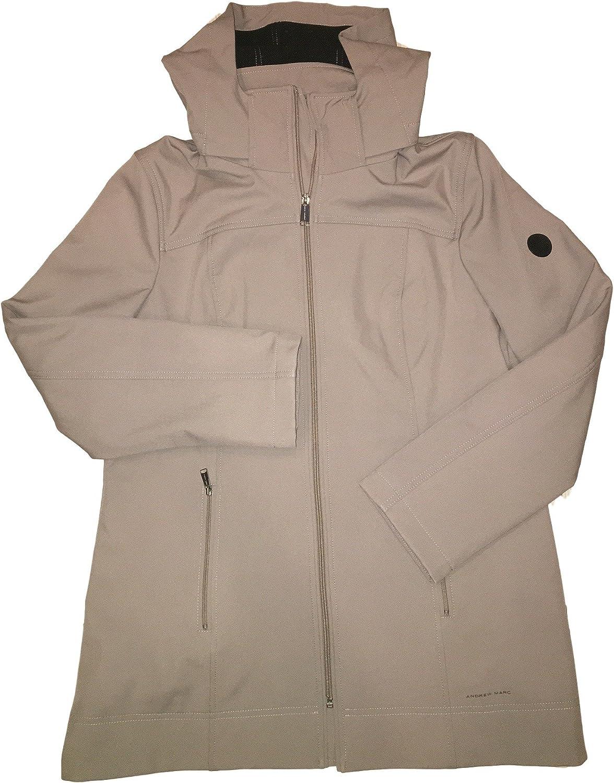 Andrew Marc Ladies' Long Softshell Jacket