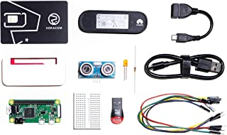 Soracom Cellular IoT Starter Kit with Raspberry Pi Zero WH and SORACOM Global IoT Sim Card   Create IoT Cellular Connect Products