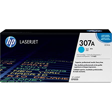 Hp Color Laserjet Cp5225 Cyan Crtg
