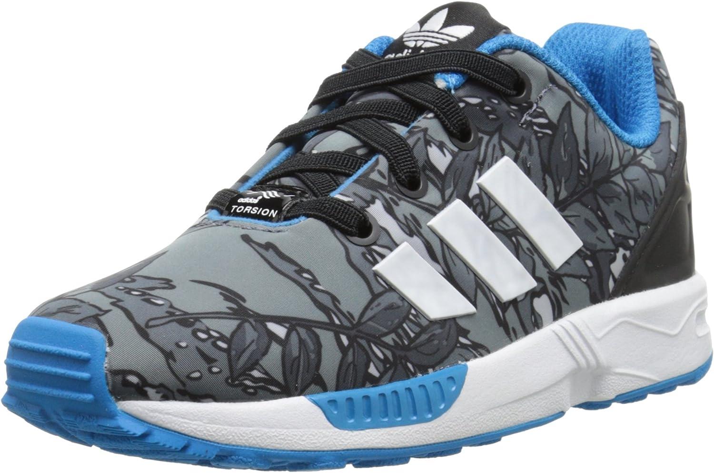 adidas Originals ZX Flux EL I Running Shoe (Toddler)