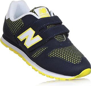 2574649c91a9 New Balance KA373NRY, Sneaker Unisex-Bambini,Blu Navy/Yellow