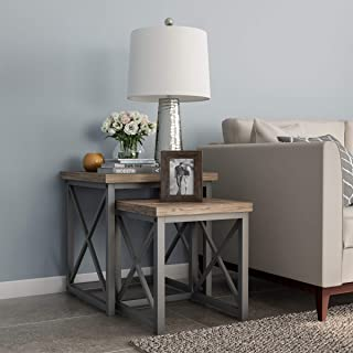 2 piece nesting coffee table