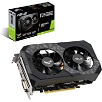 Asus GeForce GTX 1660 TUF 0-O6G-GAMING OC Edition Graphics Card