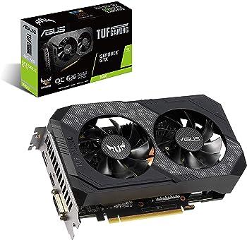 Asus GeForce GTX 1660 TUF 0-O6G-GAMING OC Graphics Card