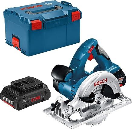 0ah Procore batterie sans chargeur DANS L-BOXX 3 Bosch Batterie-Handkreissäge GKS 18 V-LI 1x4