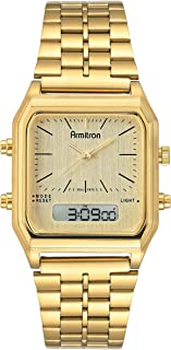 Armitron Men's Analog-Digital Bracelet Watch, 20/5453