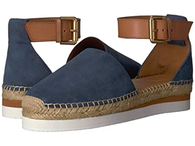See by Chloe SB26150 (Laguna Crosta/Natural Calf) Women