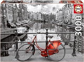 Educa Borrás - Puzzle Amsterdam, 3000 piezas (16018)