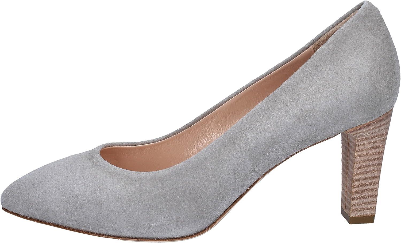 SERGIO MARTINI Pumps-shoes Womens Suede Grey
