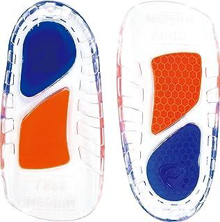 ソフソール(SOFSOLE) 中敷きが外せない靴に対応! インソール 中敷き 重ね敷タイプ [ジェル ポイントインソール] メンズ/レディース/男女兼用 (22.5~30cm)