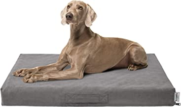 Love's cabin Large Dog Bed(M/L/XL) for Small, Medium and Large Dogs, Orthopedic Dog Bed for Crate with Removable Washable ...