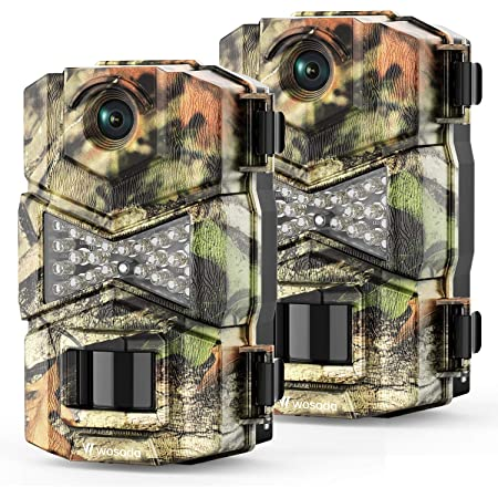 Wildlife Camera with Up... Details about  /WOSPORTS Trail Camera 16MP 1080P Hunting Game Camera
