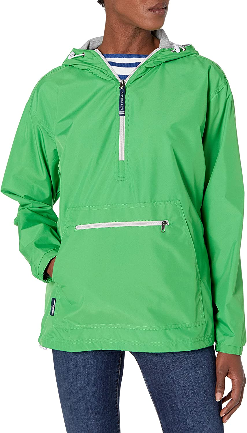 Manufacturer regenerated product Charles River shop Apparel Anorak Women's Chatham
