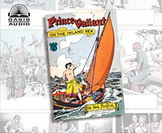 Prince Valiant on the Inland Sea (Library Edition): 3