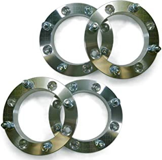Joyner Models and More! Set of Two 1 Wheel Spacers Yamaha Fits Arctic Cat 5218-A 4x115mm 10x1.25mm Stud