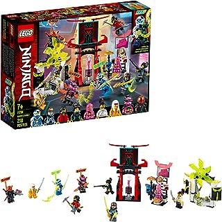 LEGO NINJAGO 71708 Mercado de Jugadores (218 piezas)