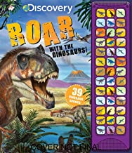 Discovery: Roar with the Dinosaurs! (39-Button Sound Books)