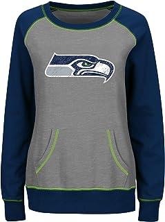 HOUWENJ Seattle Seahawks American Football Jersey Hoodies Fitness Wear Casual Jacket Training Bekleidung Sweatshirt