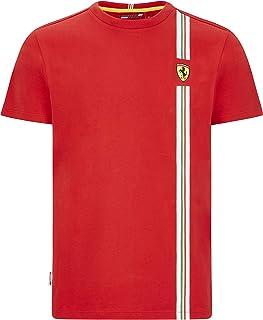 Ferrari Men's SF Team T-Shirt Scuderia Ferrari Team T-Shirt