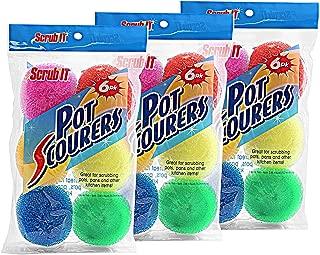 Best plastic pan scrubber Reviews