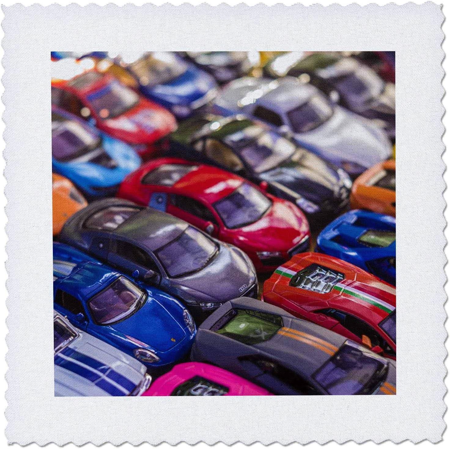 3dRose Cheap mail order shopping Regular discount Armenia Yerevan. Vernissage Market - Sq Quilt cars. toy