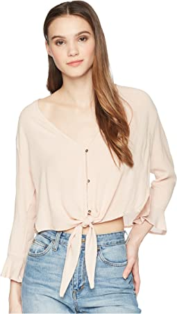 Girl Crush Woven Top