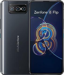 ASUS スマートフォン Zenfone 8 Flip【日本正規代理店品】ZS672KS(8GB/128GB/Qualcomm Snapdragon 888 5G/6.67型ワイド AMOLEDディスプレイ Corning Gorilla Gl...