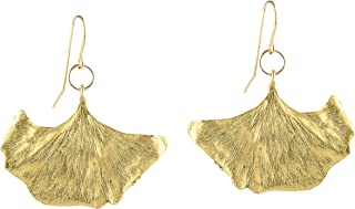product image for Ginkgo Drop Earrings
