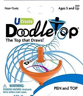 U-Create Doodletop Single Doodle Activity, (Pack of 3)