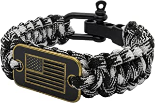 Holds 100 Feet of Cord Paracord Ladder Winder Great for Organizing and is Compact West Coast Paracord 10 or 20 Pack Choose 5