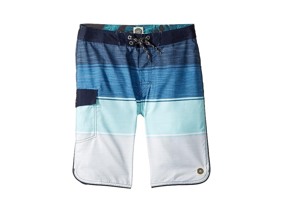 Rip Curl Kids Good Times Boardshorts (Big Kids) (Navy) Boy