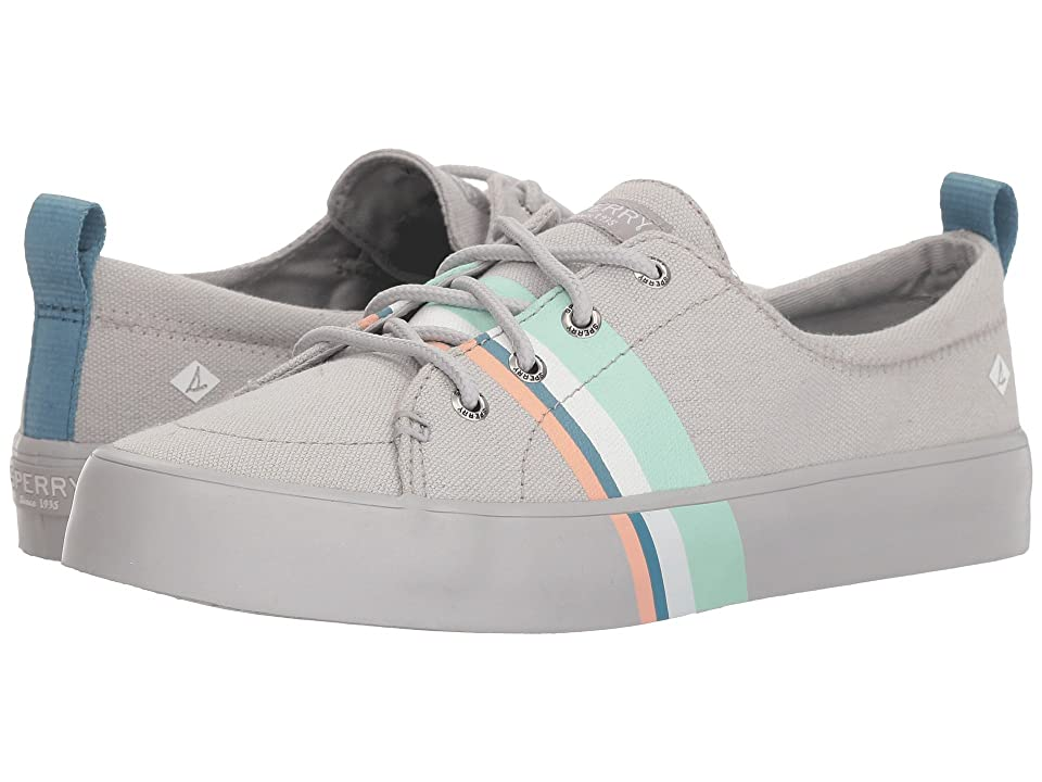 Sperry Crest Vibe Buoy Stripe (Light Grey Multi) Women