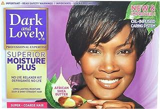 Dark & Lovely Hair Relaxer, 250 ml