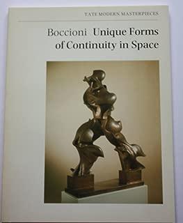 Boccioni: Unique Forms of Continuity in Space (Tate Modern Masterpieces)