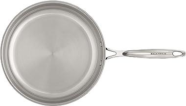 Scanpan SP71002800 71002800 Impact FryPan,28cm Diameter,Silver