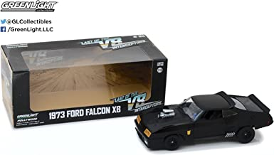 Greenlight 12996 1973 Ford Falcon XB 3, 1:18, Black