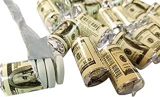 Spearmint Money Mint Rolls $100 U.S Dollar Bills 24 Count