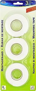 TSI Montageband verpakking van 3 dubbelzijdig
