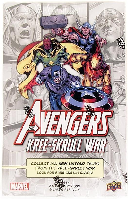 Marvel Avengers Kree-Skrull War - Box
