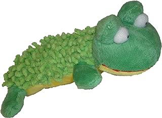 Amazing 7-Inch Plush Shaggy Frog Dog Toy